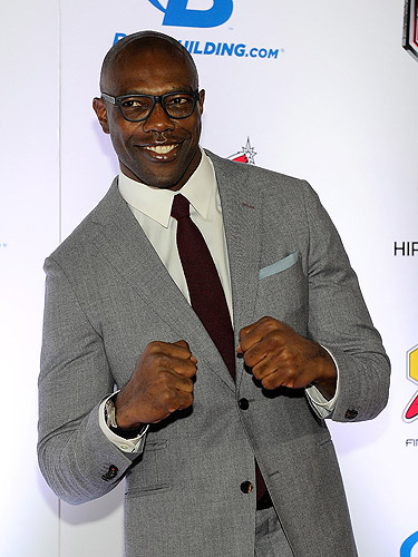 Terrell Owens - Photo credit Wire Image-Dave Becker