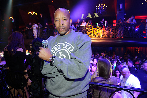 Warren G LAX Nightclub Al Powers