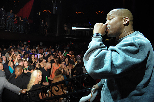 Warren G LAX Nightclub performance Al Powers