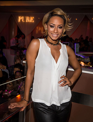 Keri Hilson PURE Nightclub