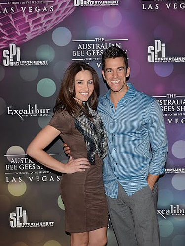 Jeff Civillico and Jessica Janner Patrick Walthers