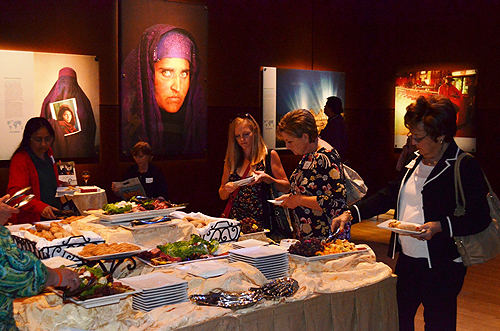 Local Educators Enjoy 50 Greatest Photographs of National Geographic at The Venetian 4.9.13 Imagine Exhibitions