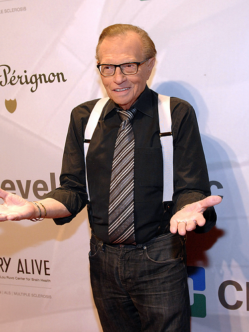 Larry King 166664241