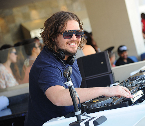 Tommy Trash WET REPUBLIC 2