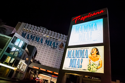 The New Tropicana Las Vegas - MAMMA MIA Grand Opening 5.16.14 Credit - Erik Kabik