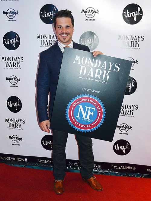 Mark Shunock Mondays Dark With Mark Shunock 7 to benefit Neurofibromatosis Network 52240