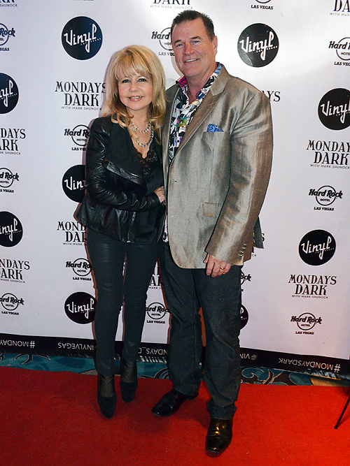Pia Zadora Michael Jeffries Mondays Dark With Mark Shunock 7 to benefit Neurofibromatosis Network 52303