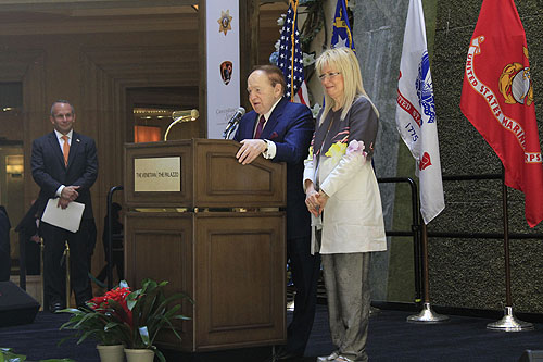 Dr._and_Mr._Adelson_address_crowd