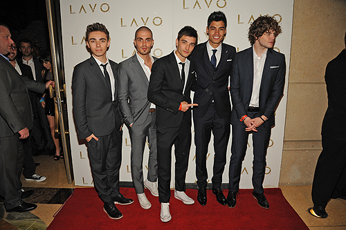 LAVO_The_Wanted_Red_Carpet