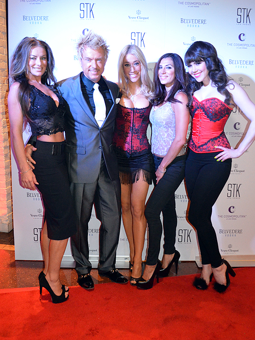 Angela Rosen Chris Phillips Lydia Ansel Claire Sinclair STK 3yr Anniv 52647
