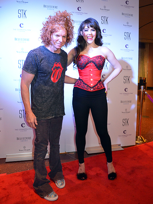Carrot Top Claire Sinclair STK 3yr Anniv 52656