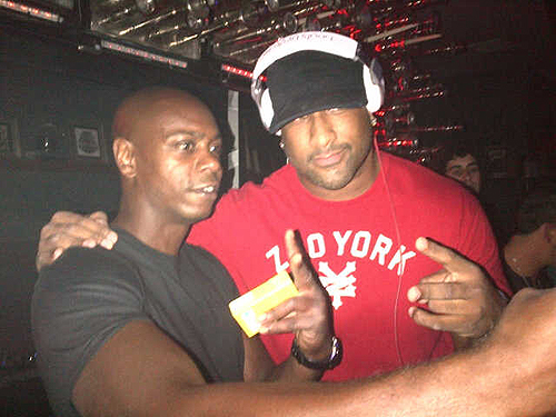 Dave_Chappelle_and_Derrick_Anthony_at_Hyde_Bellagio_Las_Vegas_6.26.12_2