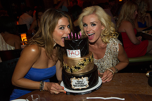 Maria_Menounos_and_Katherine_Jenkins_at_TAO