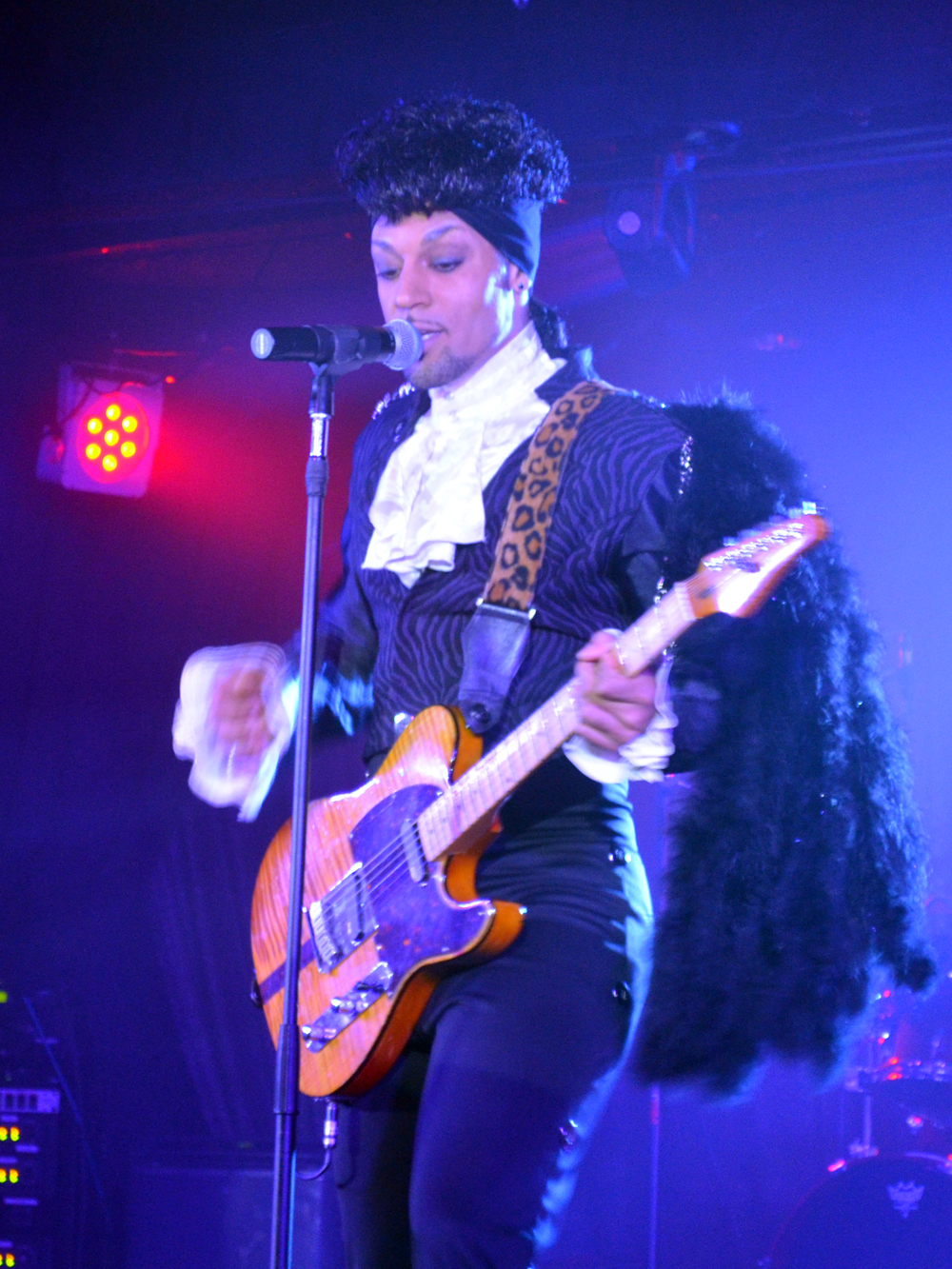 Jason Tenner as Prince in Purple Reign 54413