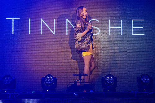 Tinashe Hosts Worship Thursday at TAO