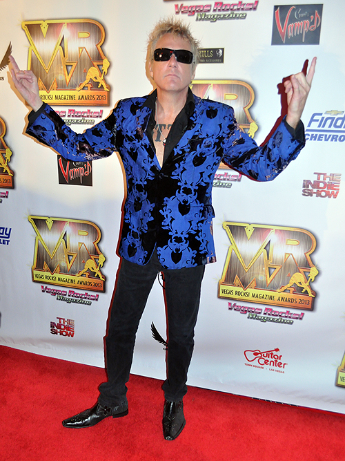 James Kottak Vegas Rocks Magazine Awards 2013 Hard Rock Hotel 26173