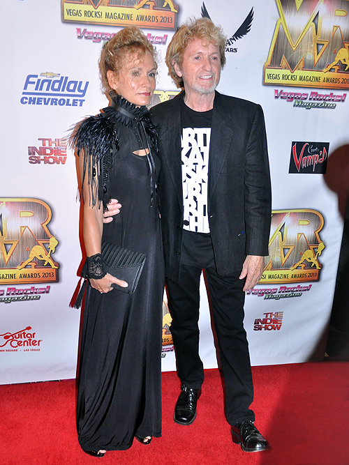 Jon Anderson Vegas Rocks Magazine Awards 2013 Hard Rock Hotel 26214