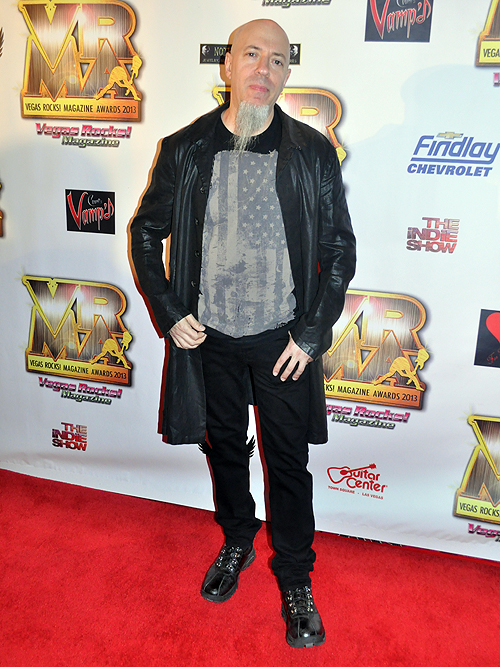 Jordan Rudess Vegas Rocks Magazine Awards 2013 Hard Rock Hotel 26169
