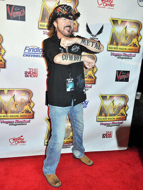 Ron Keel Vegas Rocks Magazine Awards 2013 Hard Rock Hotel 26048