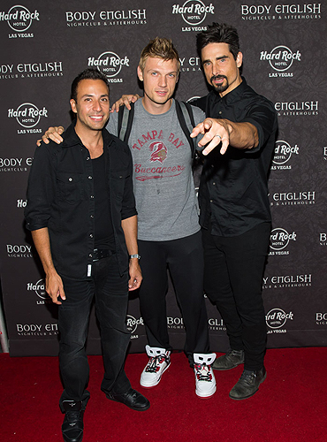 09.07.13 Backstreet Boys Body English Red Carpet Photo Credit Erik Kabik