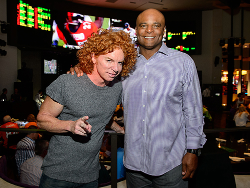Warren Moon Carrot Top