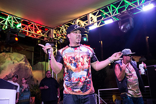 09.15 Baby Bash SOUNDWAVES Photo Credit Wayne Posner