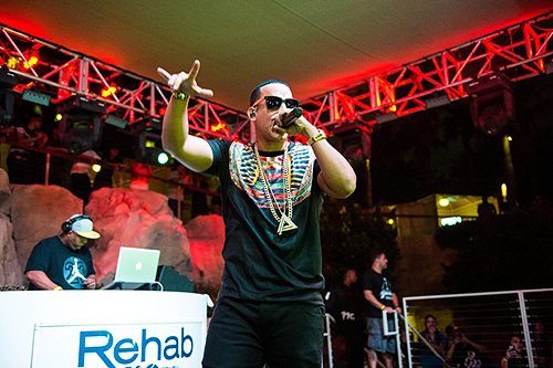 09.15 Daddy Yankee SOUNDWAVES Photo Credit Wayne Posner