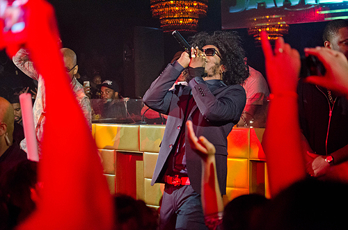 Trinidad James LAVO Nightclub Performance