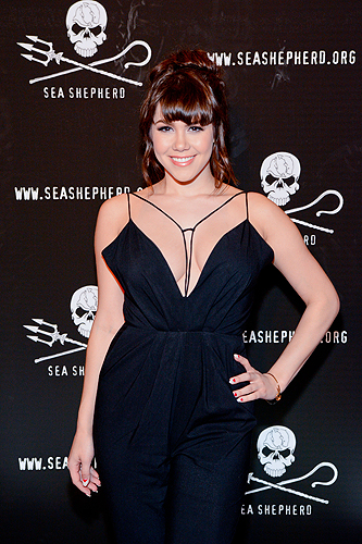 Claire Sinclair Sea Shepherd Exhibit at Encore