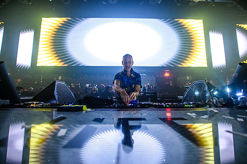 LiFE Nightclub welcomed headliner Fatboy Slim Powers Imagery