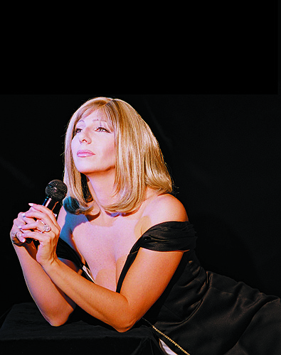 Sharon Owens as Barbara Streisand