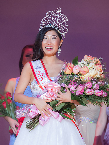 Catherine Ho crowned mp