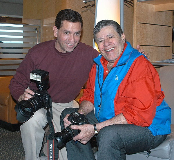 Anthony and Jerry Lewis