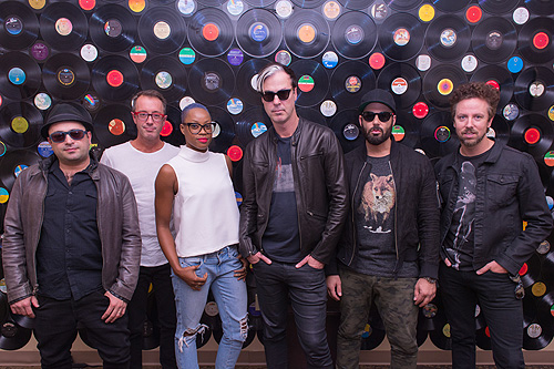Fitz and The Tantrums Memorabilia Hard Rock Hotel