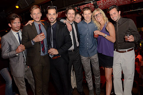 Zach_Gilford_celebrates_his_bachelore_party_with_friends_at_TAO