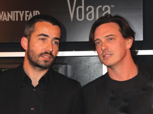 Mathieu_Schreyer_and_Donovan_Leitch_Vdara_City_Center