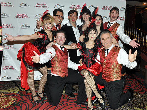 Cast of Grand Ole Vegas Revue 17705