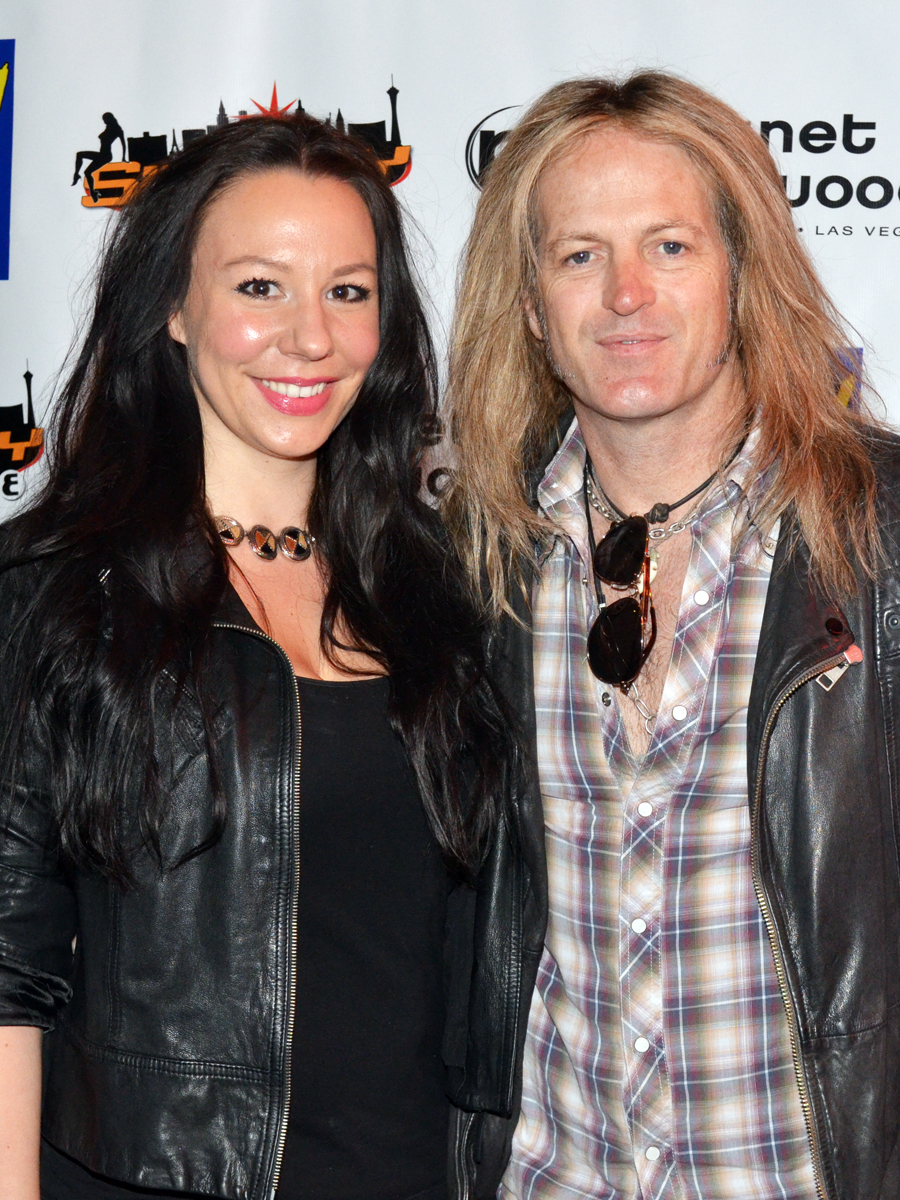 Daniela and Doug Aldrich - Murray PH 64754