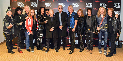 REO Speedwagon at Raiding the Rock Vault