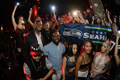 Seattle Seahawks at TAO