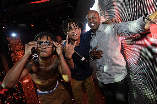 Rae Sremmurd and Too Short TAO 5.7.15
