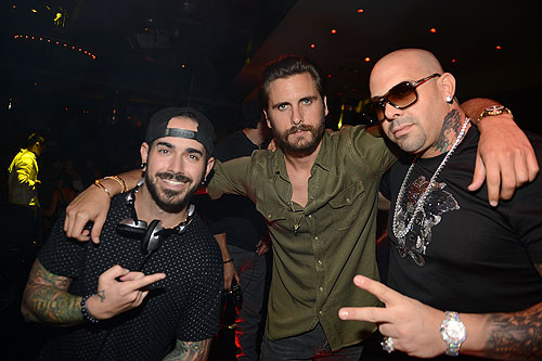 6.26 Scott Disick DJ Shift 1 OAK Las Vegas Photo Credit Belongs to Denise Truscello.JPG