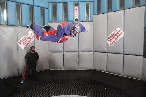 Chris Kael - Vegas Indoor Skydiving