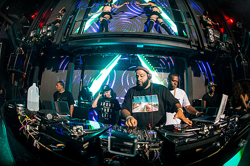DJ Khaled hosts Marquee Mondays 7.14.15