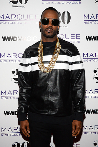 Juicy J at Marquee 1