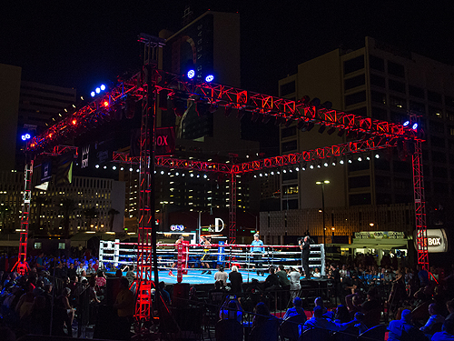 Heavyweight Extravaganza at the DLVEC