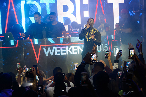 KevinHart at Marquee
