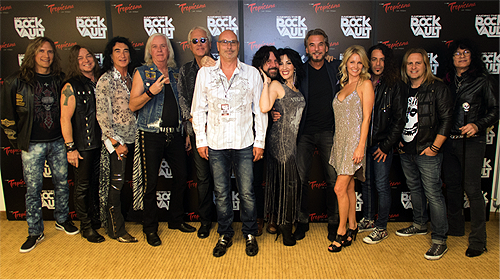 Kenny Loggins attends Raiding the Rock Vault at The New Tropicana Las Vegas Monday Nov. 9