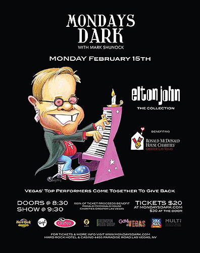 Mondays Dark Feb