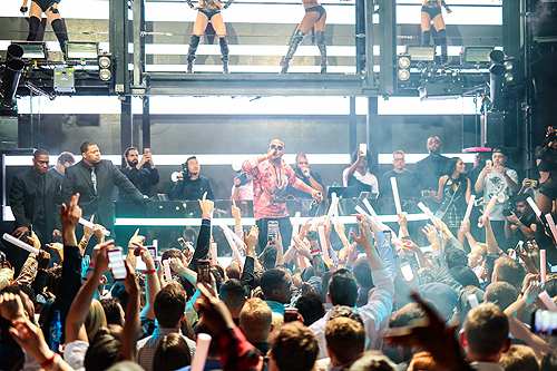 Juicy J Performance at Marquee